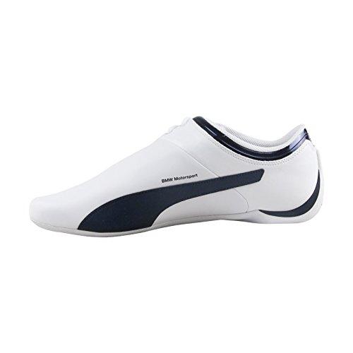 Puma Heren Bmw Ms Future Cat Sneaker Puma White-team Blue