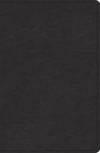 - The Holy Bible: English Standard Version, Black Goatskin, Heirloom Single Column Legacy Bible