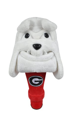 Georgia Bulldogs Shaft Gripper Mascot Headcover (Bulldog Headcover compare prices)