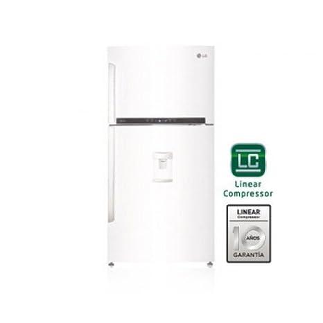 LG GT9176SWBW congeladora - Frigorífico (Independiente, Color blanco, Derecho, 590 L,