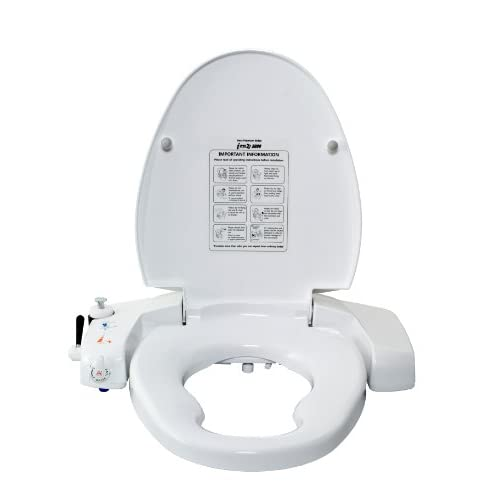 on sale Smartcleanse IB-3000 Electronic Bidet, White