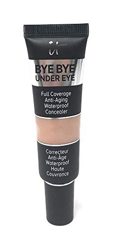 IT Cosmetics Bye Bye Under Eye, 20.0 Medium (N) – Full-Coverage, Anti-Aging, Waterproof Concealer – Improves the…
