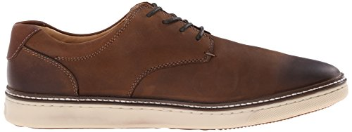 Men's Murphy Plain Mcguffey Grain Johnston Toe Full Sneaker amp; Brown Oiled Fashion CRnZOwfx