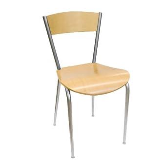 Carroll Chair 2-176-AZ Contemporary Side Chair (Set of 2)