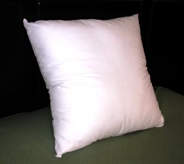 Amazon.com: 12x12 Synthetic Down Pillow Form Insert: Home u0026 Kitchen