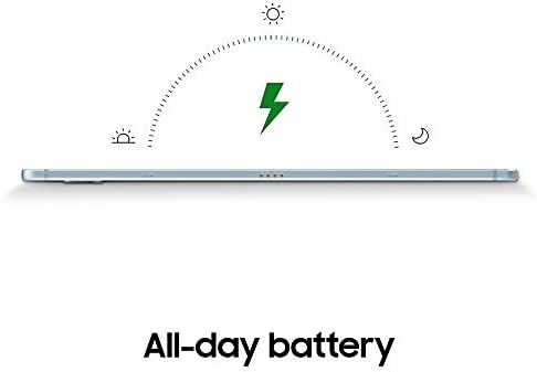Samsung Galaxy Tab S6 10.5″, 128GB Wifi Tablet Cloud Blue – SM-T860NZBAXAR 31 2BLDLPYGBL