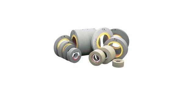 16X1-1//2X5 Type 1 Semi-Friable Aluminum Oxide Centerless Grinding Wheel 80-M