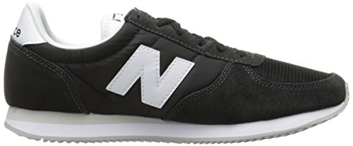 Nuovo Equilibrio Mens U220v1 Sneaker Nero / Bianco