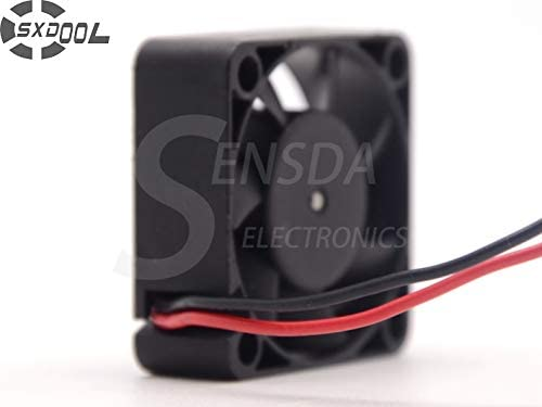 SXDOOL Original 3010H05ED 303010 mm 3010 DC 5V 0.10A Green Product F345F25G small micro axial cooling fan