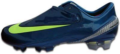 traducir pasos Puntuación  Nike Mercurial Vapor IV FG Football Boots Blue/Yellow 317727 Pump EU 44.5  (US 10.5): Amazon.de: Schuhe & Handtaschen