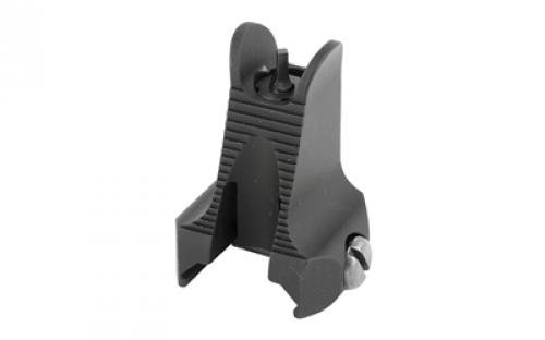 Daniel Defense Rail Mounted Fixed Front Sight, Picatinny, Black - 19-017-04013