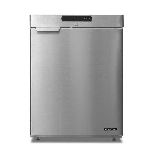 Under Counter Refrigerator, 4 cu ft, Stainless Steel