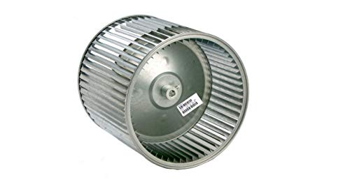 OEM Replacement Furnace/Air Handler Blower Wheel 11x10 CLW CV Direct Drive, HVAC, Double Inlet ()