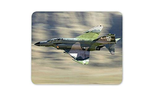 F-4 Phantom Fighter Jet Mouse Mat Pad - F4 Airplane Plane Computer Gift HB2462