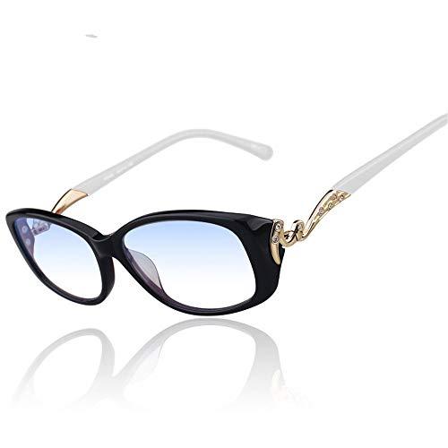 A100 azul Komny Anti De Anti ray Mujer uv Blu Moda Degrees Grados A150 Lectura Ultra Gafas Luz Antirradiación luz Lectura Rpw8U