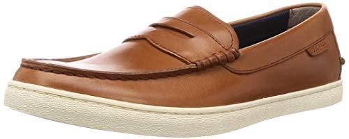 Cole Haan Men's Nantucket Loafer, British Tan Handstain, 10 M US