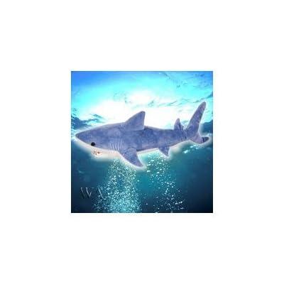 Wild Adventures 20in Mako Shark Plush: Toys & Games