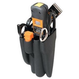 Greenlee Communications 4942 GripPack SurePunch Pro Installer's Kit with Data SureStrip, SurePunch Pro with 66/110 Blade, Scissors, SurePunch Pro and Detachable Light