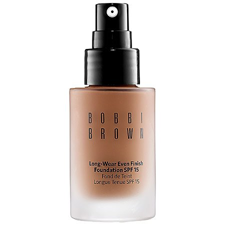 (Bobbi Brown Long-Wear Even Finish Foundation SPF 15 Warm Almond 1 oz)