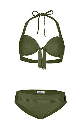 Bora Bora - Conjunto - Opaco - para mujer verde oliva