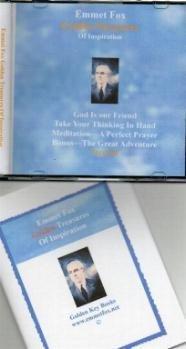 Download Emmet Fox Golden Treasures of Inspiration Audio Cd & Booklet ebook