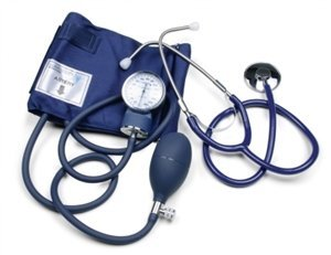 - Lumiscope Professional Self-Taking Blood Pressure Kit with Separate Stethoscope