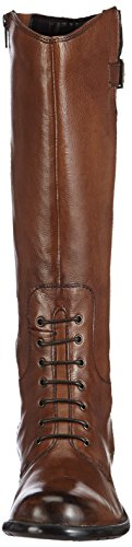 Cognac Clove Leather Womens Brown Clarks Mullin Boots Z0xR8X