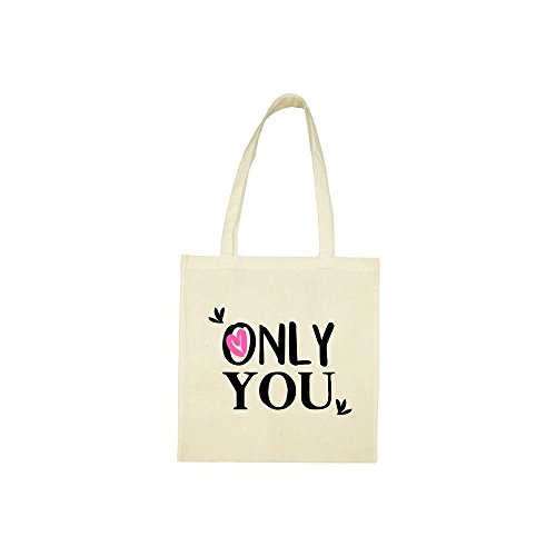 Tote bag Tote beige only you bag only beige BrqBxv1