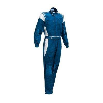 SPARCO (スパルコ) X-LIGHT M BLUE メカニックスーツ サイズS 002062BMSL1S 002062BMSL1S B00NGT7MI0