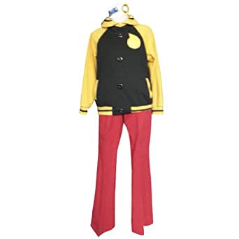 Soul Eater Cosplay Costume - Soul 1st Outfit Medium