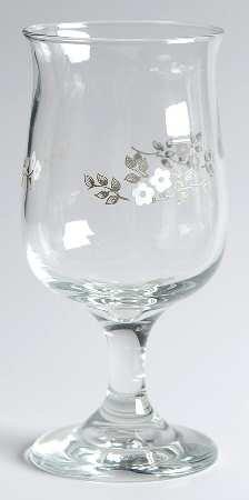 Pfaltzgraff HEIRLOOM Wine Glass Pfaltzgraff HEIRLOOM Tableware -