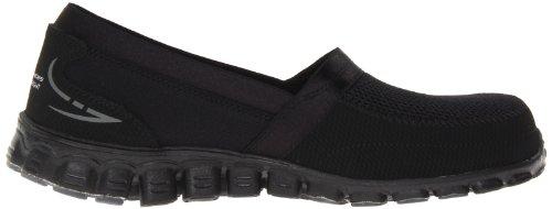 Skechers Women's Easy Flex Loafers Black 5rX4uk