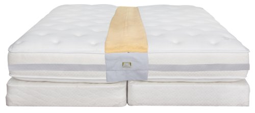 Doubler® Plush Instant Twin To King Bed Connector For Mattresses Or Day Beds That Need Extra Fill In The Center, With Adjusting Safety Strap (Split King Mattress Strap compare prices)