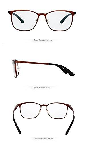 64f86fcea7 Soxick Computer Reading Glasses Filter Blue Light Improve Eyesight ...
