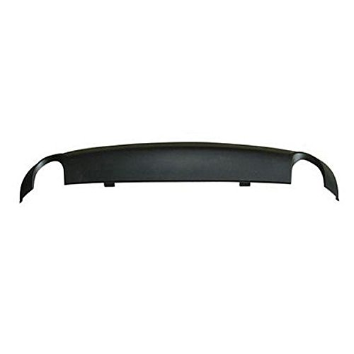 CPP AU1195104 Rear Bumper Valance Panel for 2005-2008 Audi A4, S4