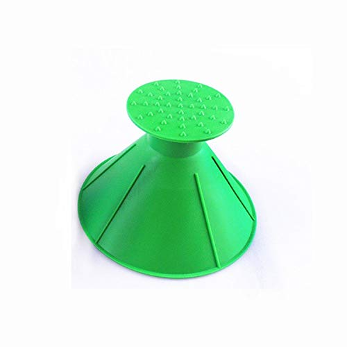 - Fastener & Clip Window ice Cleaning Brush Winter car Snow Windshield Funnel Scraper for Buick Regal Lacrosse Excelle GT/XT/GL8/ENCORE/Enclave - (Color Name: Green)