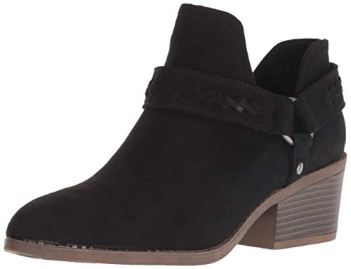 Fergalicious Women's Integrity Ankle Boot, Black, 6.5 M US