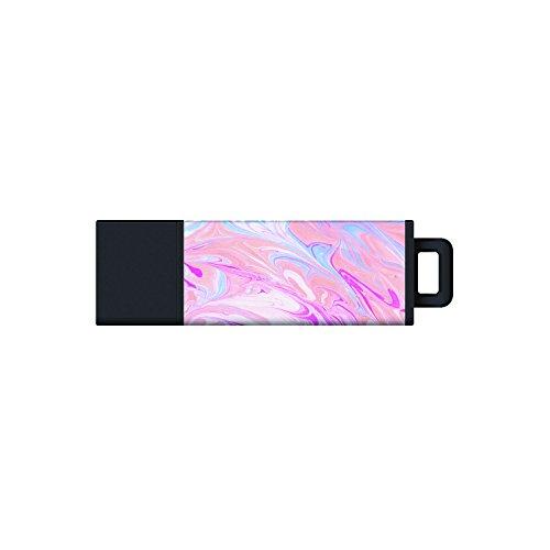 Centon Electronics S0-U2T28-64G USB 2.0 Datastick Pro2 (Marble-Bubblegum), 64GB from Centon