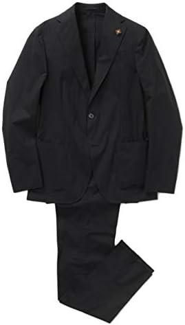 スーツ easy 3B シングル コットン ストレッチ JR002AQ