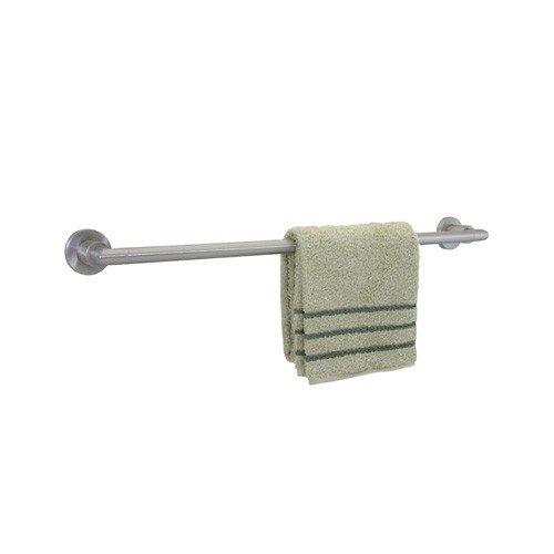 Dynastyハードウェアdyn-4000-sn Manhattanシングルタオルバーサテンニッケル 30 Inch Towel Bar DYN-4001-SN B00CG9EIKQ30 Inch Towel Bar