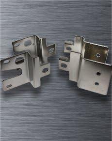 Slick Locks Security Hasp Bracket Kit GM