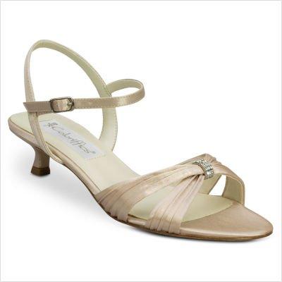 Coloriffics Low Heel Heels - 1