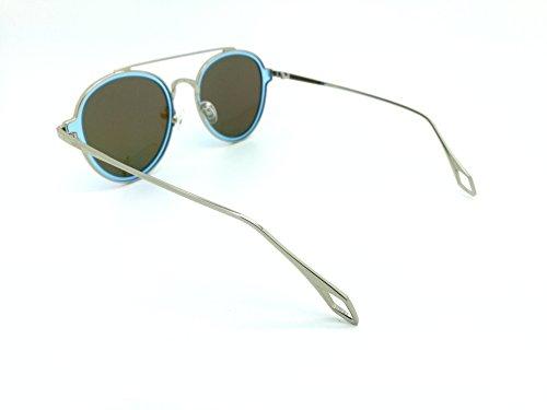 ASPEZO - Lunette de soleil - Femme bleu bleu océan