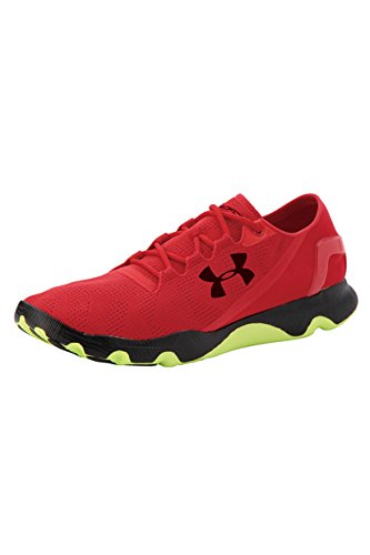 Under Armour Speedform Apollo Vent Running Shoes - AW15-10.5 - Red