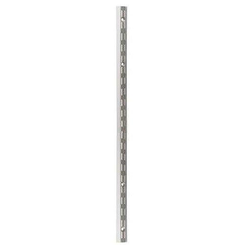 Adjustable Mount System - John Sterling FAST-MOUNT Adjustable Wall Standard, 48-inch, Galvanized, BK-0100-4