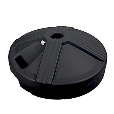 US Weight 50 Pound Umbrella Base (More Colors Available) (Certified Refurbished)