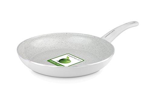 "GreenLife Soft Grip Rocks Performance 10"" Ceramic Non-Stick Open Frypan"