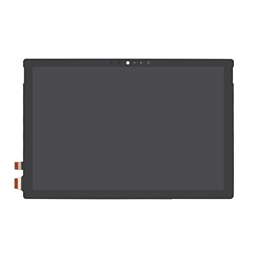 LCDOLED 12.3 inch 2736x1824 LP123WQ1(SP)(A2) LED LCD Display Touch Screen Digitizer Assembly For Microsoft Surface Pro 5 1796 V1.0 6870S-2403A (With Adhesive)