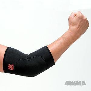 ProForce Neoprene Elbow Pad - Black - Medium