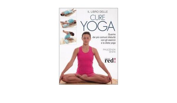 Il libro delle cure yoga: Amazon.es: Phulgenda Sinha: Libros ...